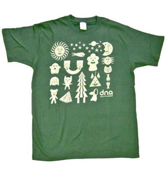画像1:  Tシャツ(dna) (1)